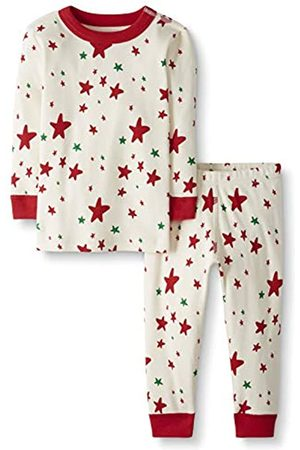 Moon and Back 2 Piece Long Sleeve Infant-and-Toddler-Pajama-Sets