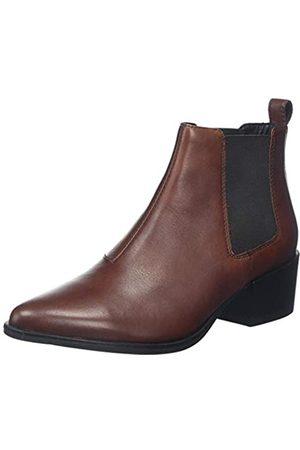 Vagabond Damen Marja Chelsea Boots, (Brandy 32)