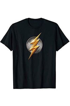 DC Justice League Movie Flash Logo T Shirt