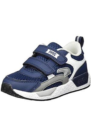 Primigi Jungen Scarpa Bambino Sneaker, (Navy-Bianco/Navy 5453833)