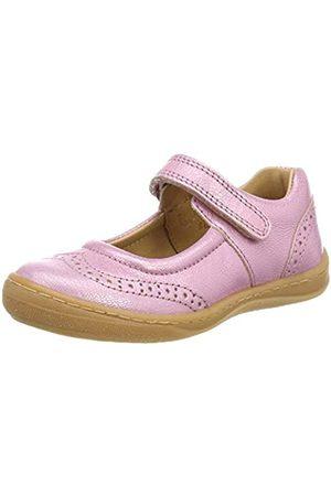 Bisgaard Mädchen 80701.119 Geschlossene Ballerinas, Pink (Bubblegum 4007)