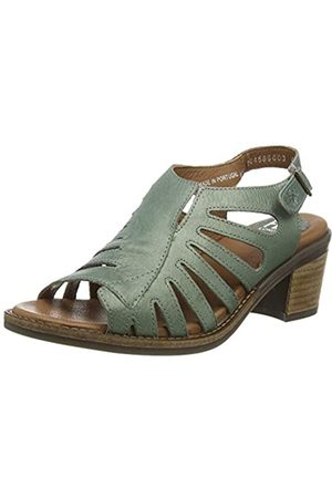 Fly London Damen Zena586fly Sandalen, (Mint 003)