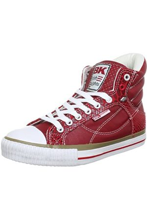 British Knights Damen Atoll 2.0 High-top, (red 3)