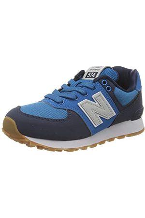 New Balance Jungen 574v2 Sneaker, (Blue DMB)