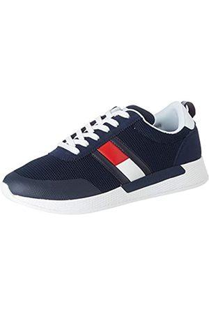 Tommy Hilfiger Herren Flexi Flag Sneaker, (Twilight Navy C87)