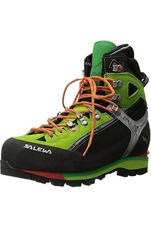 Salewa MS Condor Evo Gtx 00-0000061318 Herren Trekking und Wanderstiefel, (Black/Cactus)