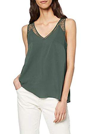 French Connection Damen Crepe Light Lace Trägershirt/Cami Shirt