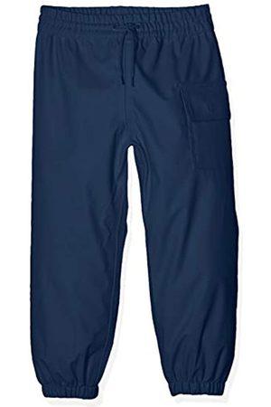 Hatley Jungen Childrens Splash Pant-Classic Navy Regenhose,