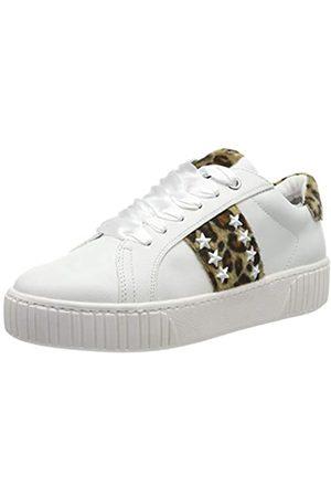 Marco Tozzi Damen 2-2-23735-33 Sneaker, (White/Leo 146)