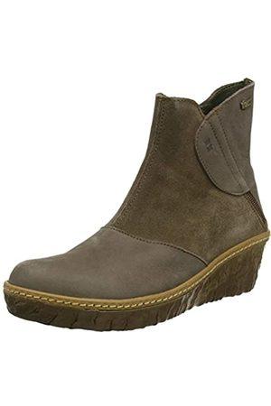 El Naturalista Damen N5132 Kurzschaft Stiefel, (Brown 000)