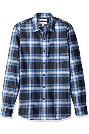 Goodthreads Amazon-Marke: Herrenhemd, langärmlig, schmale Passform, gebürstetes Flanell