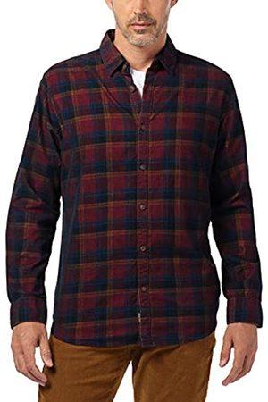 Pioneer Herren Shirt L/S Cord Freizeithemd