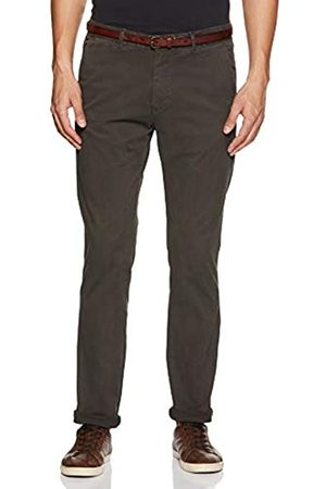 Scotch&Soda Herren NOS Stuart - Slim fit Cotton/elastan Garment Dyed Chino Pant Hose