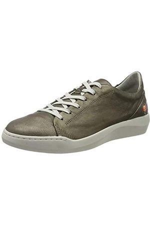 softinos Damen BAUK543SOF Sneaker, (Grey 006)