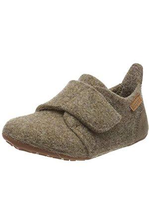 Bisgaard Unisex-Kinder Wool Niedrige Hausschuhe, (Camel 46)