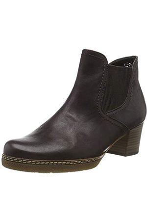 Gabor Shoes Damen Comfort Basic Stiefeletten, (Chianti.N/Micro) 18