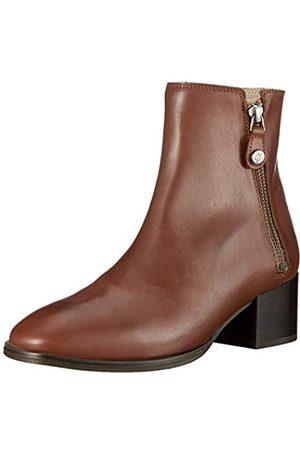 Marc O' Polo Damen Mid Heel Bootie Stiefeletten, (Rust 341)