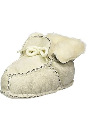 Playshoes Baby-Hausschuhe zum Binden