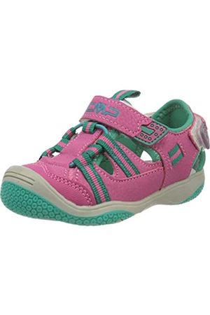 CMP Baby Mädchen Naboo Hiking Sandalen, Pink (BOUGANVILLE H620)