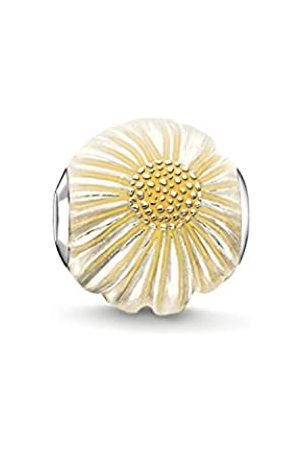 Thomas Sabo Damen-Bead Margerite Karma Beads 925 Sterling Silber K0200-007-4