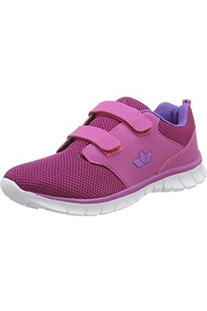 LICO Mädchen Nolan V Sneaker, Pink (PINK/LILA PINK/LILA)