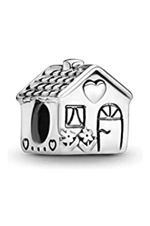 "PANDORA Moments Charm Kleines Haus ""Home Sweet Home"" Sterling 791267"