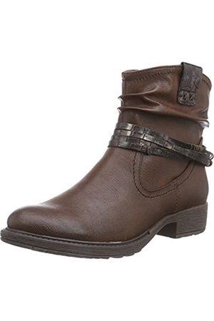 Soft Line Damen 25464 Biker Boots, ( (Cafe 361)
