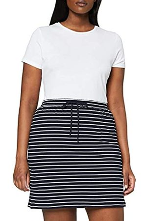 People Tree Damen Leia Stripe Skirt Rock