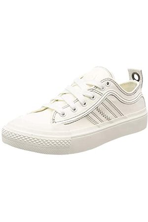 Diesel Damen S-astico Low Lace W Sneaker, (Star White T1015-Pr012)