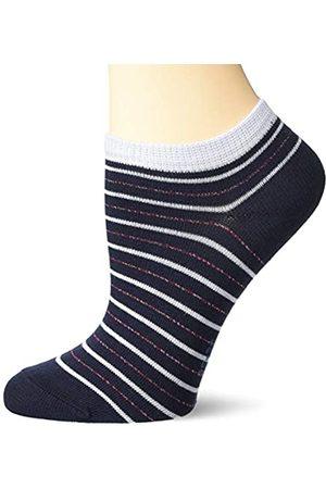 Falke Damen Sneakersocken Stripe Shimmer - Baumwollmischung, 1 Paar