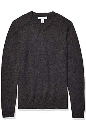Amazon Midweight V-Neck Sweater pullover-sweaters
