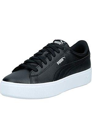 Puma Damen Sneakers Sneaker Vikky Stacked L, ( Black)