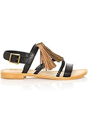 MTNG Damen 94438 Sandale, (Goat Negro)