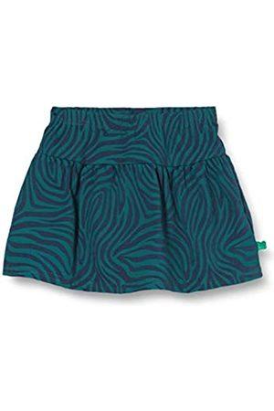 Green Cotton Baby-Mädchen Safari Skirt Rock