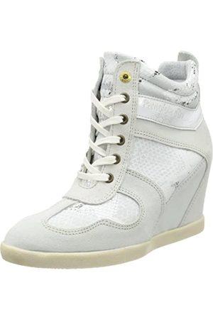 Pantofola d'Oro Pantofola d´Oro MACERATA MID LADIES 06040670.1FG, Damen Sneaker, (Bright White)