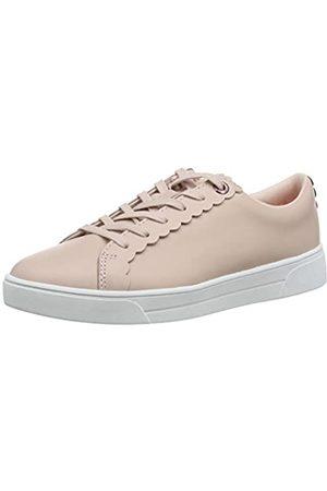 Ted Baker Damen Tillys Sneaker, Nude-Pink