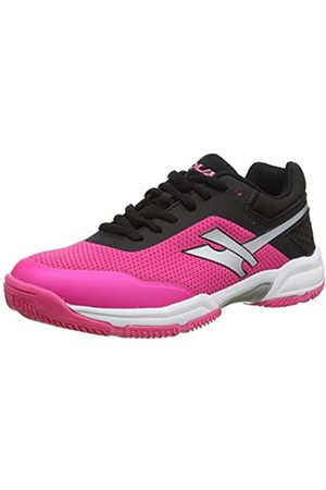 Gola Damen Velocity Nx Hallenschuhe, Pink (Pink/Black/Silver Kb)