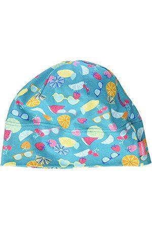 maximo Baby-Mädchen Beanie Mütze, Mehrfarbig (Bluebird/ -Früchte 46)