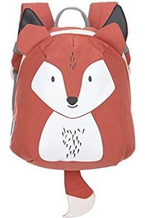 LÄSSIG Kinderrucksack für Kita Kindertasche Krippenrucksack mit Brustgurt/Tiny Backpack, About Friends Fox, 24 cm, 3