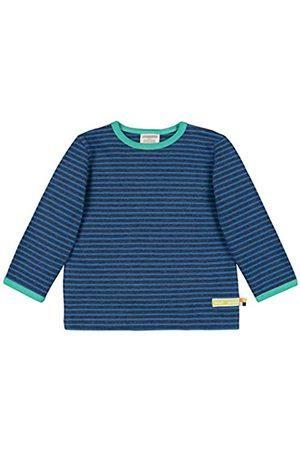 loud + proud Kinder-Unisex Shirt Ringel Aus Bio Baumwolle, GOTS Zertifiziert Langarmshirt