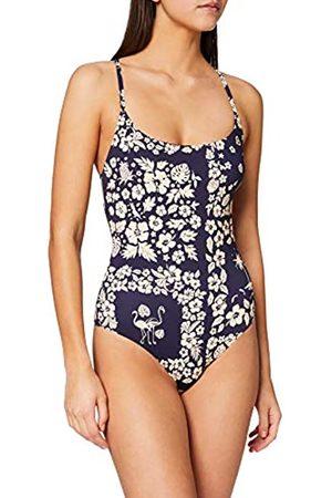 Scotch&Soda Maison Damen Printed Bathing Suit Badeanzug