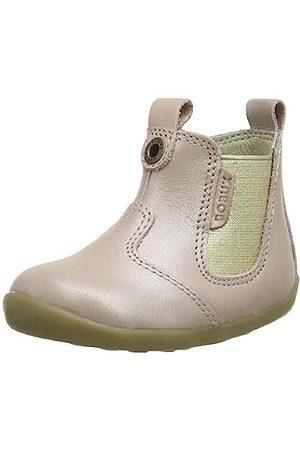 Bobux Mädchen Jodphur Chelsea Boots, Pink (Blush Shimmer 1)