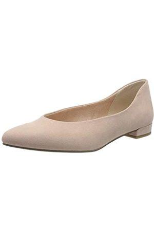 Marco Tozzi Damen 2-2-22201-24 Geschlossene Ballerinas, Pink (Rose 521)