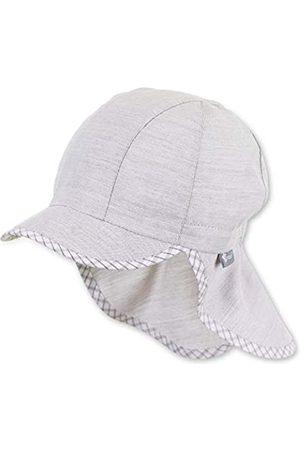 Sterntaler Baby-Jungen Schirmmütze Nackenschutz und Rand mit Gittermuster Mütze