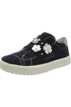 Lurchi Mädchen ISYA Slip On Sneaker, (Navy 22)
