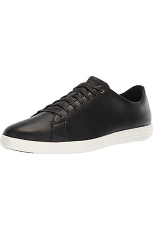 Cole Haan Herren Grand Crosscourt Sneaker, (Black Lthr/White Black)