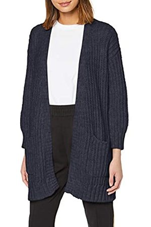Herrlicher Damen Jael Strucured Wool Strickjacke