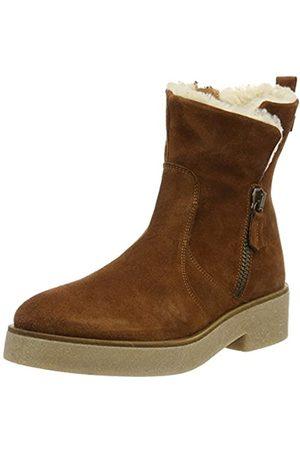 Bronx Damen BlalouX Biker Boots, (21 Mid Brown)