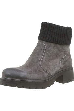IGI&CO Damen Donna Gore-tex-41710 Kurzschaft Stiefel, (Grigio Scuro 4171022)