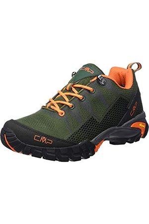 CMP – F.lli Campagnolo Herren TAURI Low Shoe WP Trekking- & Wanderhalbschuhe, (Muschio F968)
